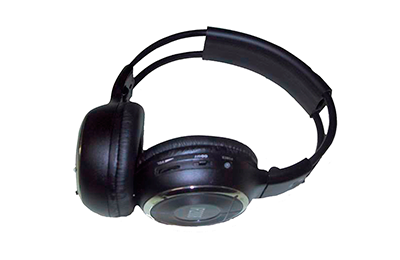 auriculares inhalámbricos IR-90, multimedia y navegación