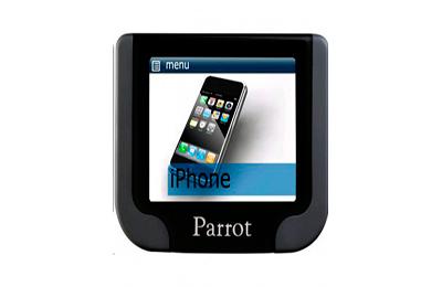 accesorios manos libres, pantalla parrot mki9200