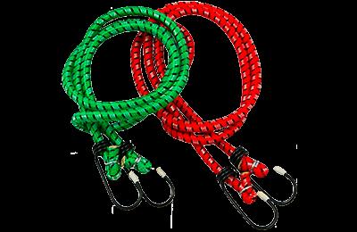 Cuerda elástica de sujección de 8 mm de diámetro