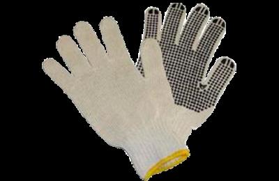 Juego de guantes de algodón