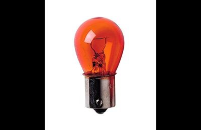 Lámpara PY21W ambar halógena