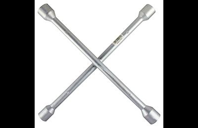 Llave de Cruz, accesorios de taller