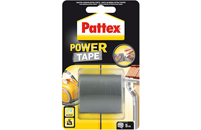 Power Tape, cinta adhesiva multiusos