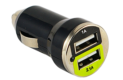 cargador de mechero usb