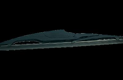 Escobillas limpiaparabrisas traseras flexibles