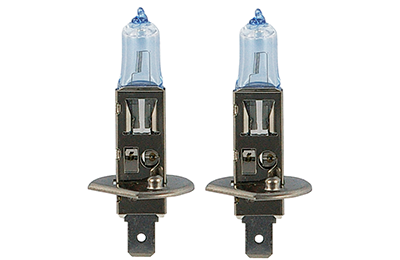 estuche de lámparas H1 efecto xenon