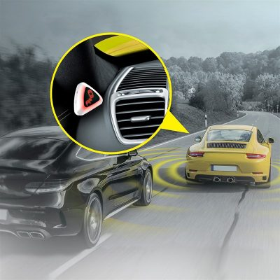 Sistema de detección de puntos ciegos steel mate, alp car accessories