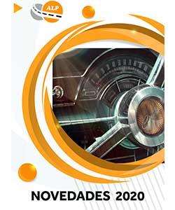 Novedades 2020 catálogo ALP Car Accessories